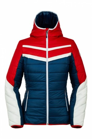 SPYDER Ethos Jacket Female - Abyss