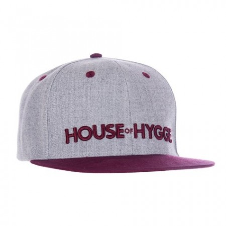 House of Hygge Gangster Caps // VinRød