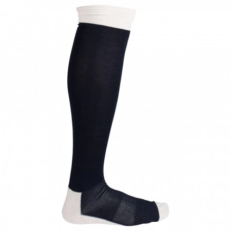 AMUNDSEN COMFY KNICKERBOCKER SOCKS Faded Navy