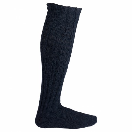Amundsen Traditional Sock unisex - Navy