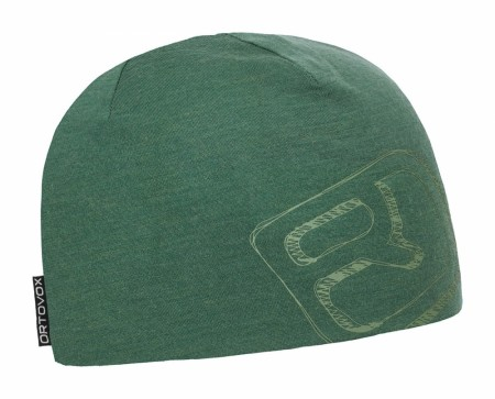 ORTOVOX 145 ULTRA BEANIE / Green Forest