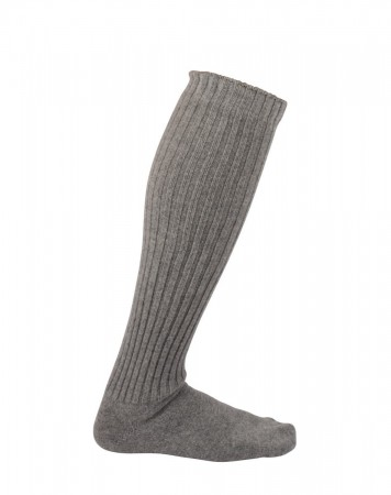 AMUNDSEN VAGABOND SOCK UNISEX Light Grey