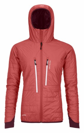 ORTOVOX SWISSWOOL PIZ BOÈ JACKET Womens /  Blush