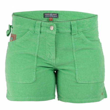 AMUNDSEN 5INCHER CONCORD G.DYED Womens / PALE GREEN