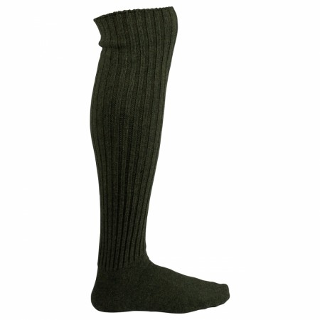 AMUNDSEN VAGABOND SOCK UNISEX - Earth