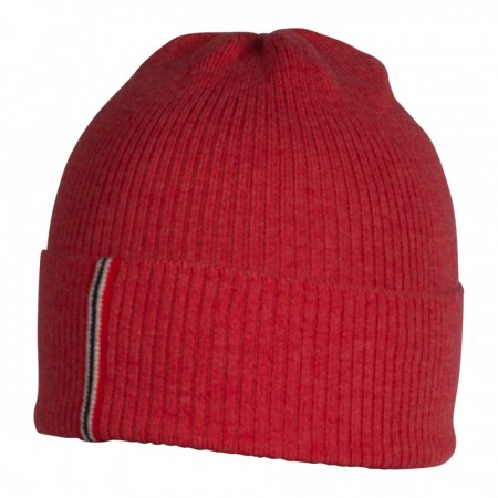 AMUNDSEN BOILED HAT UNISEX Weathered Red