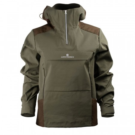 AMUNDSEN Skauen Anorak Womens / Earth