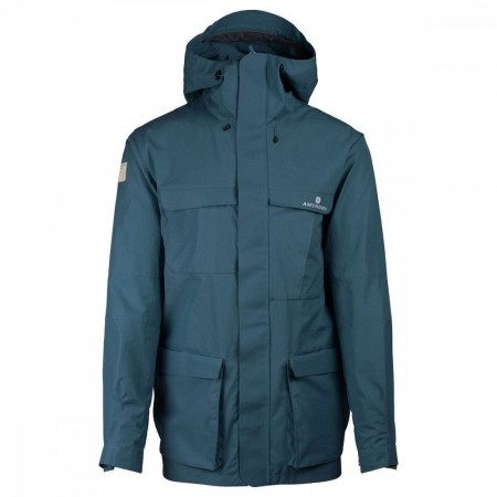 AMUNDSEN VIDDA JACKET HERRE - Faded Blue
