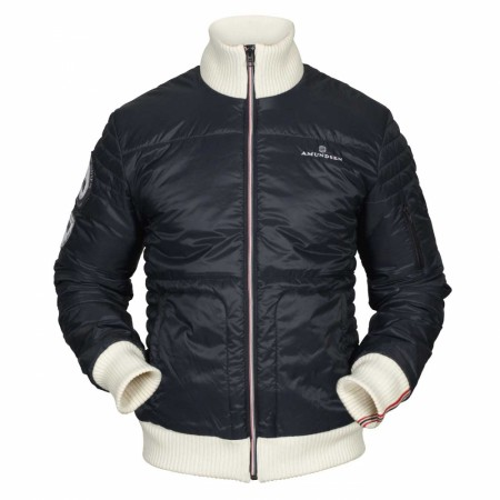 Amundsen Breguet Jacket Mens - Faded navy