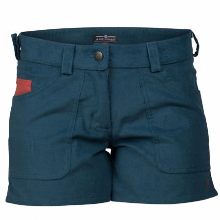 AMUNDSEN 5incher Concord Shorts Womens / Faded blue