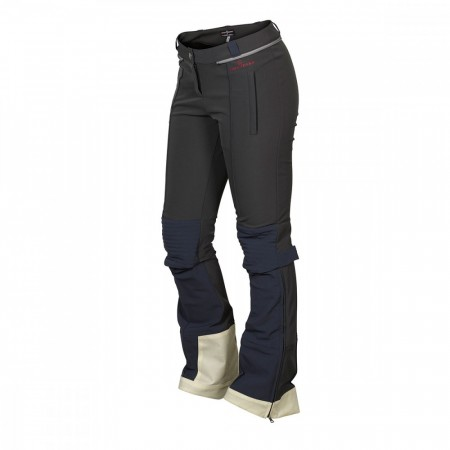 Amundsen FUSION SPLIT PANTS DAME Faded Navy