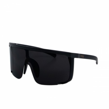 Oversized shades - Miami Vibes - Black - Dark