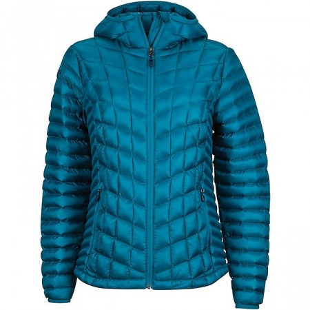 Marmot Wm's Featherless Hoody -  Late Night