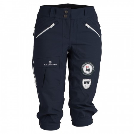 AMUNDSEN PEAK KNICKERBROCKERS DAME Faded Navy