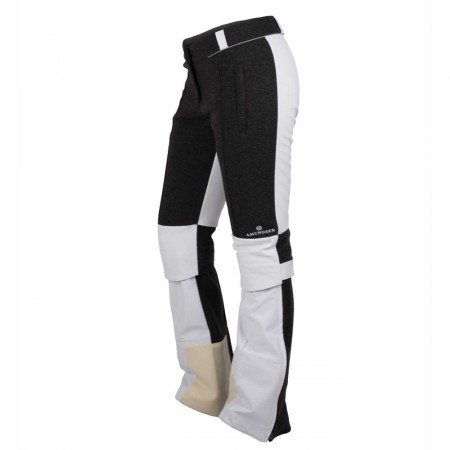 Amundsen FUSION SPLIT PANTS DAME - Grey