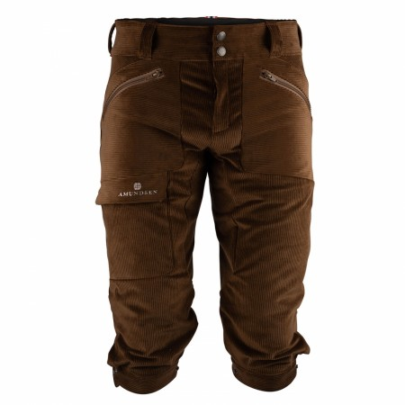AMUNDSEN CONCORD REGULAR KNICKERBOCKERS Mens / Tan