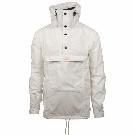 AMUNDSEN SPORTS ROAMER ANORAK MENS / WHITE