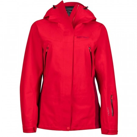 Marmot Wm's Spire Jacket - Tomato/Red Dahlia